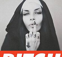 Nun Bitch. by AlbaBgirl