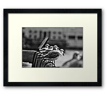 He who has a why to live can bear almost any how. Friedrich Nietzsche... Got Featured Work:) Framed Print