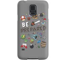 Be Prepared Samsung Galaxy Case/Skin
