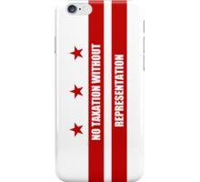 Smartphone Case - Flag of Washington DC 2 iPhone Case/Skin