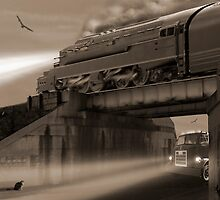 The Overpass by Mike  McGlothlen