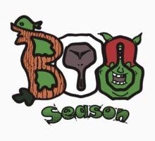Boo Season Kids Clothes