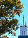 Church Steeple  by Susan S. Kline