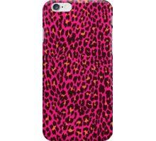 Pink Leopard iPhone Case/Skin