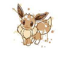 Eevee Photographic Print