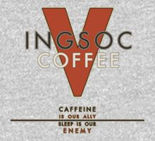 INGSOC coffee by SirInkman