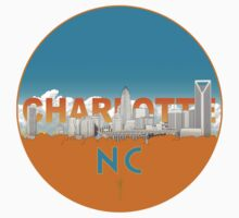Charlotte NC by SirInkman