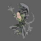 alien   by kolos