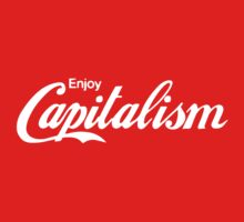 Enjoy Capitalism by Immortalized