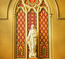 St.Mary of the Angels 5 - Geelong by Hans Kawitzki