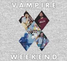 Vampire Weekend Collage 2 by raimy