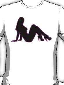 Sexy Woman Silhouette T-Shirt