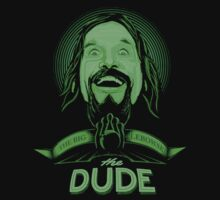 The Dude - Jeff Lebowski by OnlyTheBest