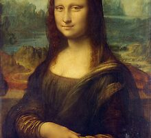 Mona Lisa by TilenHrovatic