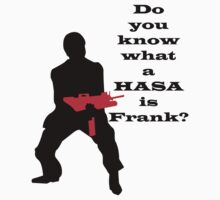 SCARFACE - DO YOU KNOW WHAT A HASA IS FRANK? by Cat Games Inc