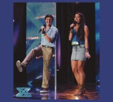 Alex and Sierra - X Factor Season 3 by feistyfrank
