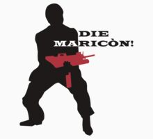 SCARFACE - DIE MARICON by Cat Games Inc