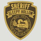 Sheriff of Sleepy Hollow by lonelyrainbows