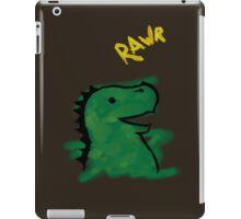 Halloween: Dino says RAWR iPad Case/Skin