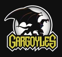 Gargoyles Transparent Logo by santilopez