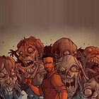 The Walking Dead by gecaccavale