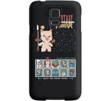 Fantasy Fighter Samsung Galaxy Case/Skin