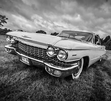 1960 Cadillac Automobile by Mark Stone