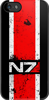 N7 Stripe by madangel