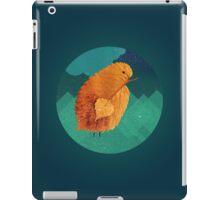 Lonely chicken iPad Case/Skin