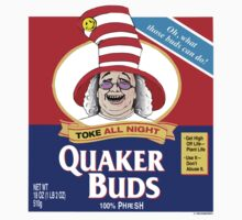 Quaker Buds by AdamsPrints