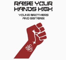 Raise Your Hands High (Coheed and Cambria) by jezkemp