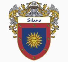 Silano Coat of Arms/Family Crest by William Martin