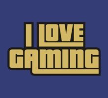 I Love Gaming by BrightDesign