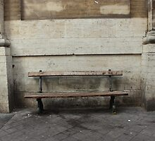 City bench by Zaiche01