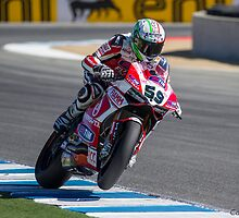 Niccolò Canepa at Laguna Seca 2013 by corsefoto