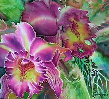 Orchid Series 10 by Deborah Younglao