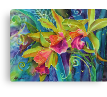 Orchid Series 14 Canvas Print