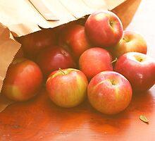 Fall Apples by Elizabeth Thomas