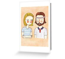 Secretly In Love Greeting Card