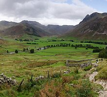 Great Langdale by Mike Church