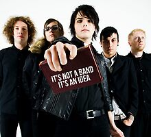 My Chemical Romance Quotes by DangerLine