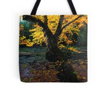 Crown of Gold Tote Bag