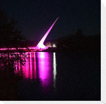The Sundial Bridge 2013 by Tracy Jones