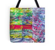 Conversations about gratitude for inherited modes. Tote Bag