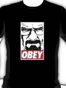 Obey Heisenberg T-Shirt