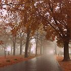 Autumn in my Hometown by ienemien