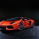 Lamborghini Aventador by iShootcars