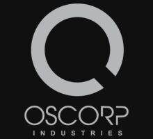 Oscorp Industries Spiderman by logo-tshirt