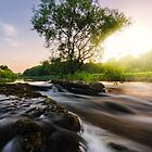 The Irish Landscape by Alan Owens