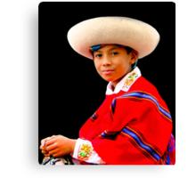 Cuenca Kids 353 Canvas Print
